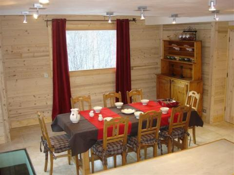 Chalet in Meribel - Vacation, holiday rental ad # 8540 Picture #1