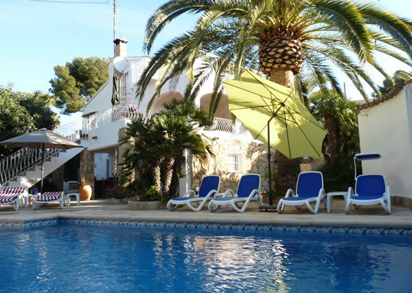 House Moraira - 6 people - holiday home  #8563