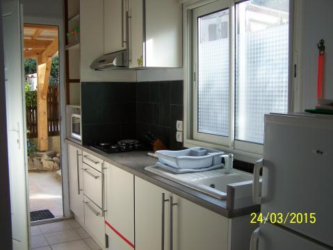 House in giens - Vacation, holiday rental ad # 8629 Picture #1
