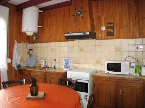 House in Ile de Bréhat - Vacation, holiday rental ad # 8639 Picture #2