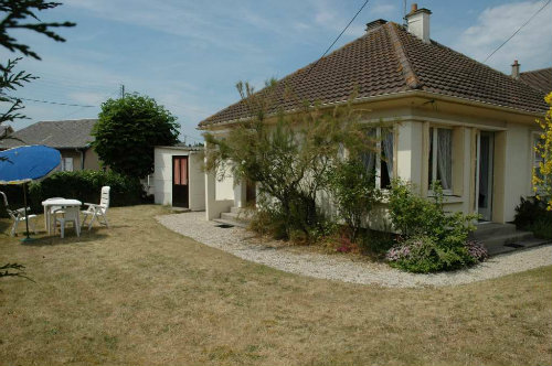Gite in Ouistreham for   5 •   animals accepted (dog, pet...)