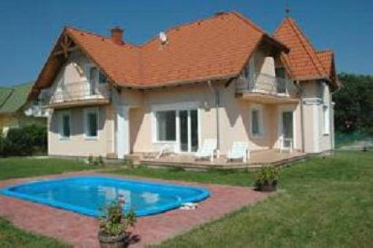 House in Gyenesdias - Vacation, holiday rental ad # 8728 Picture #0