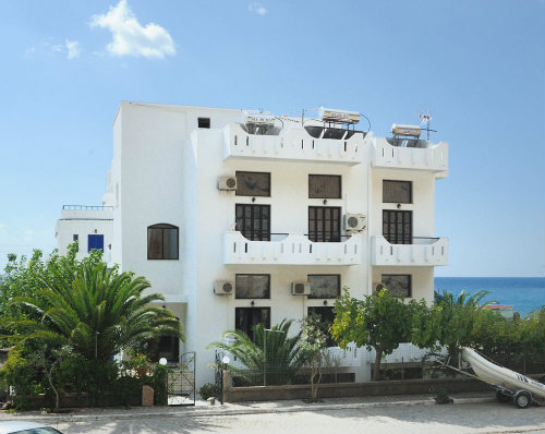 Studio in  Agia Roumeli, Sfakia, Chania - Vacation, holiday rental ad # 8750 Picture #2