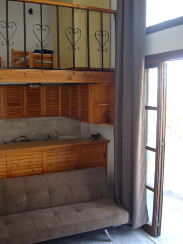 Studio in  Agia Roumeli, Sfakia, Chania - Vacation, holiday rental ad # 8750 Picture #4