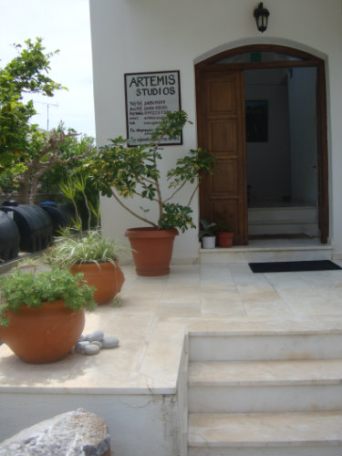 Studio in  Agia Roumeli, Sfakia, Chania - Vacation, holiday rental ad # 8750 Picture #9