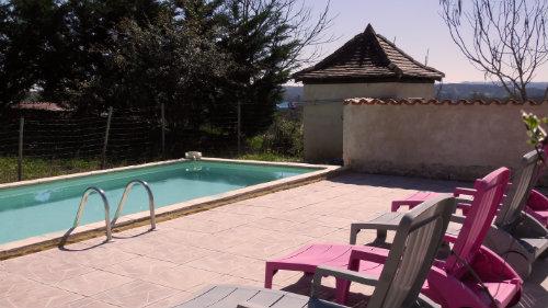 Maison Tourtoirac - 6 personnes - location vacances  n°8770