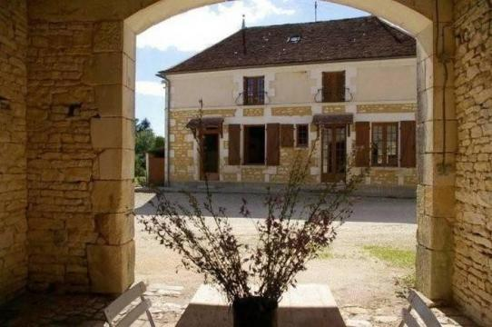 Gite in st Amand en Puisaye - Vacation, holiday rental ad # 8784 Picture #2