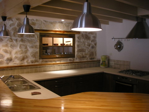 Gite in Roquefort des corbieres - Vacation, holiday rental ad # 8797 Picture #0