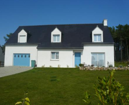 House in Crozon - Vacation, holiday rental ad # 8869 Picture #1