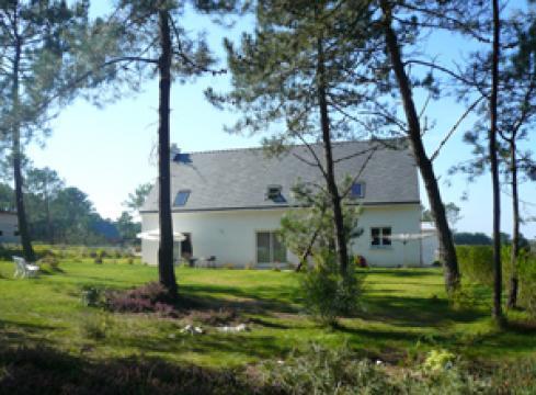 Maison à Crozon à louer pour 8 personnes - location n°8869