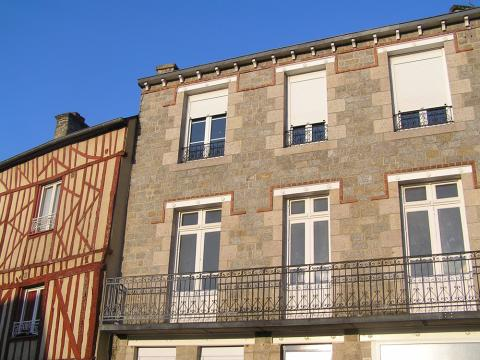 House in Dinan - Vacation, holiday rental ad # 8870 Picture #2