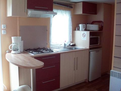 Mobile home in Breville sur mer - Vacation, holiday rental ad # 8960 Picture #1
