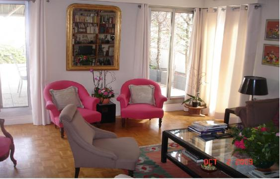 Flat in Paris - Vacation, holiday rental ad # 9009 Picture #1
