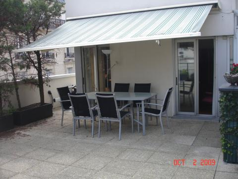 Flat in Paris - Vacation, holiday rental ad # 9009 Picture #3