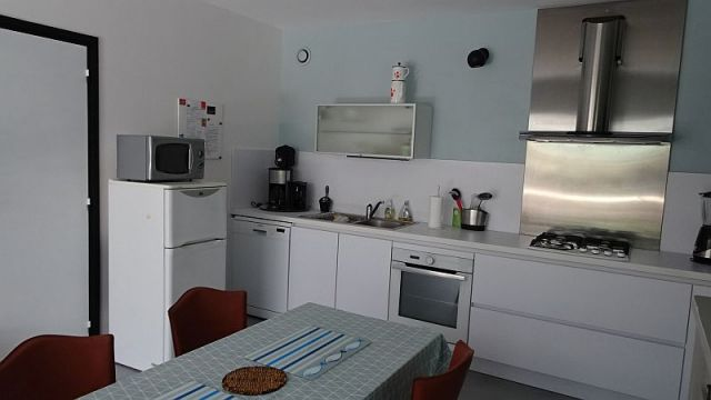 Flat in Ploemeur Kerpape - Vacation, holiday rental ad # 9012 Picture #2