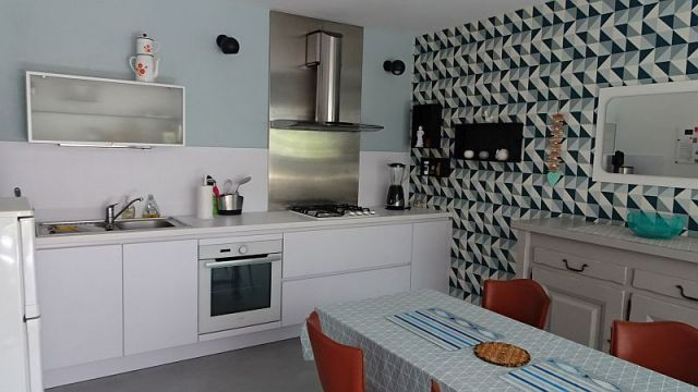 Flat in Ploemeur Kerpape - Vacation, holiday rental ad # 9012 Picture #3