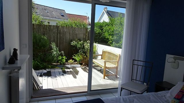 Flat in Ploemeur Kerpape - Vacation, holiday rental ad # 9012 Picture #4