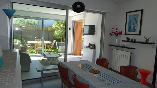Flat in Ploemeur Kerpape - Vacation, holiday rental ad # 9012 Picture #6