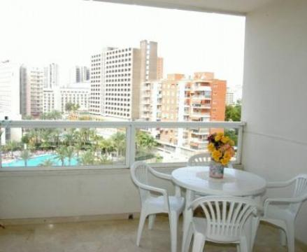 Flat in Benidorm - Vacation, holiday rental ad # 9052 Picture #1