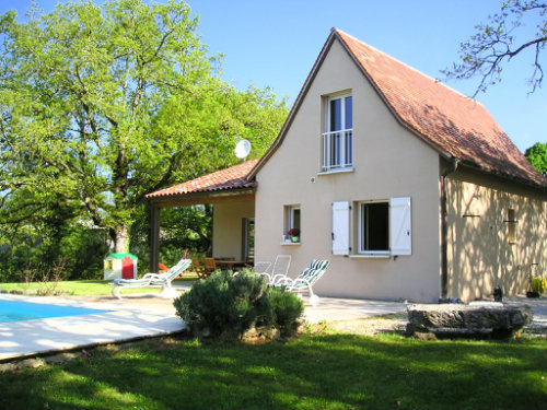 House Loubressac - 8 people - holiday home  #9074