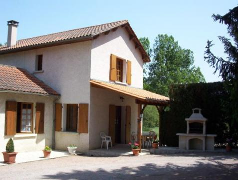 Gite 5 personnes Brantôme - location vacances  n°9091