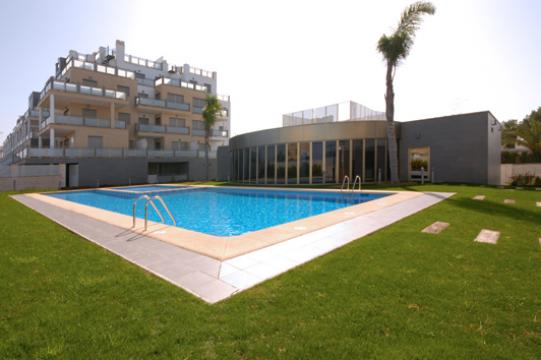 Flat in oliva nova golf - Vacation, holiday rental ad # 9110 Picture #0