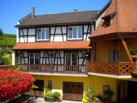 Maison à Itterswiller à louer pour 7 personnes - location n°913