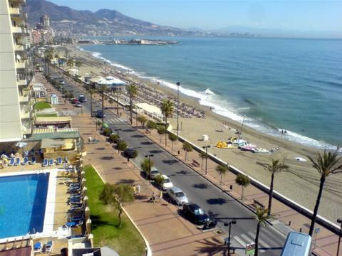 Studio in Fuengirola - Vacation, holiday rental ad # 9190 Picture #0