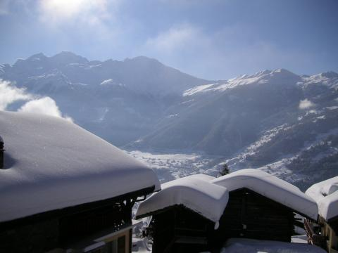 Flat in Verbier - Vacation, holiday rental ad # 9216 Picture #1