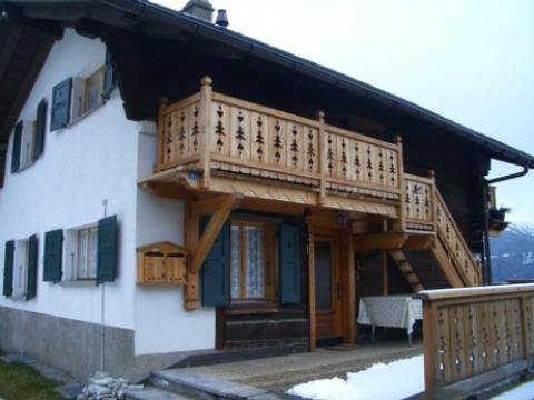 Flat in Verbier - Vacation, holiday rental ad # 9216 Picture #0