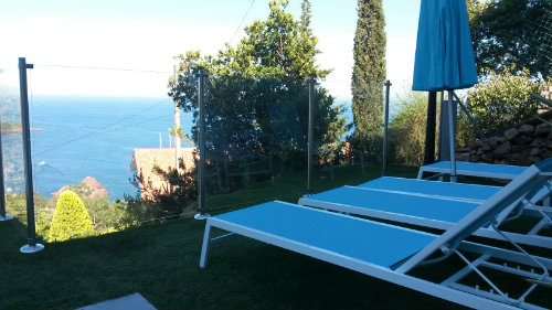 House in Le Trayas Saint Raphael - Vacation, holiday rental ad # 9227 Picture #10