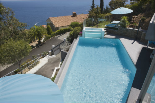 House in Le Trayas Saint Raphael - Vacation, holiday rental ad # 9227 Picture #3