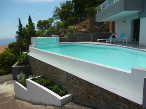 House in Le Trayas Saint Raphael - Vacation, holiday rental ad # 9227 Picture #7