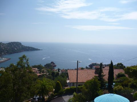 House in Le Trayas Saint Raphael - Vacation, holiday rental ad # 9227 Picture #0