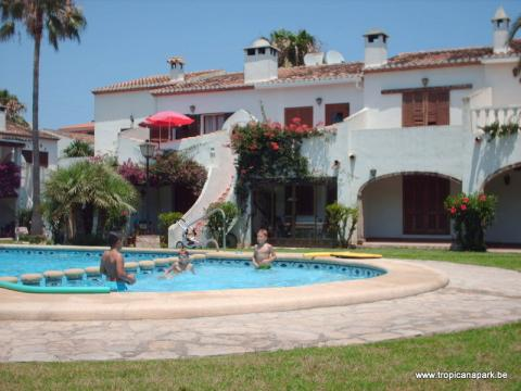 Flat in Denia - Vacation, holiday rental ad # 9329 Picture #1