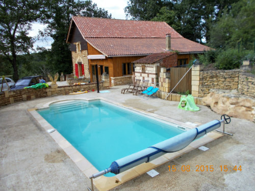 House in Le coux et bigarroque for rent for  8 people - rental ad #94