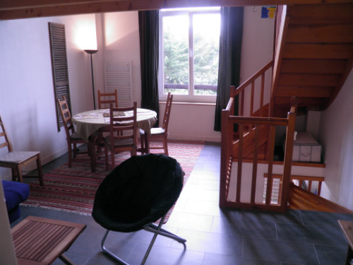 Flat in La rochelle for   5 •   animals accepted (dog, pet...)