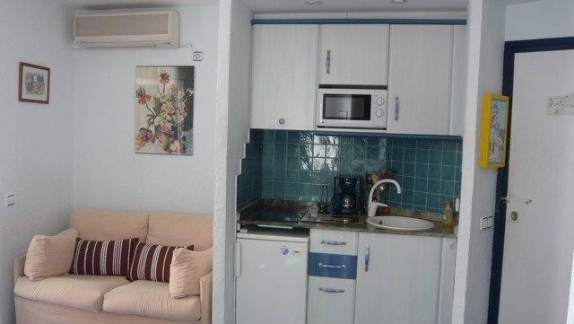 Apartamento en Sitgès para alquilar para 2 personas - alquiler n°9507