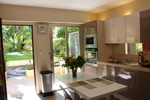 Flat in CANNES - Vacation, holiday rental ad # 9533 Picture #1