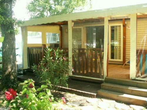 mobil home biscarrosse louer pour 6 personnes location n 9551. Black Bedroom Furniture Sets. Home Design Ideas