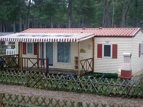 Mobil-home Quend Plage - 6 personnes - location vacances  n�9572