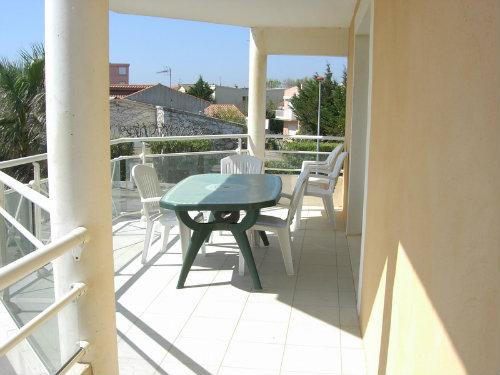 appartement narbonne plage louer pour 5 personnes location n 9602. Black Bedroom Furniture Sets. Home Design Ideas