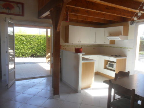 House in La plaine sur mer - Vacation, holiday rental ad # 9603 Picture #3