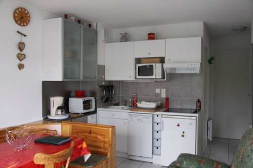 Flat in Le sauze du lac - Vacation, holiday rental ad # 9682 Picture #2