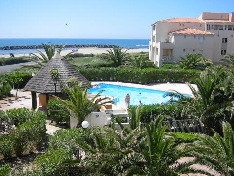Flat in Cap d'Agde - Vacation, holiday rental ad # 9731 Picture #3