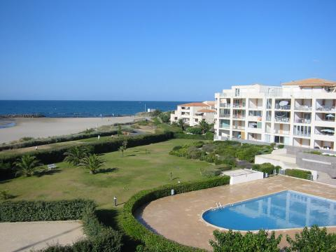Flat in Cap d'Agde - Vacation, holiday rental ad # 9731 Picture #5