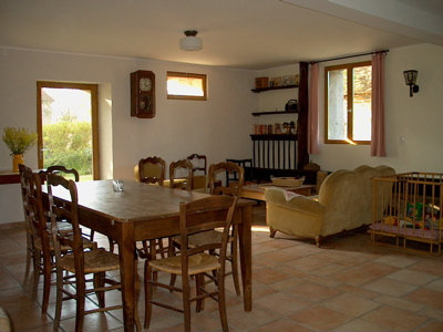 Bed and Breakfast in Gannay sur Loire - Vakantie verhuur advertentie no 9763 Foto no 4
