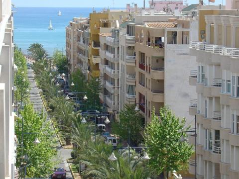 Flat Torrevieja  - 5 people - holiday home  #9794