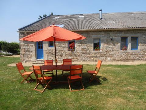 Gite Plomelin - 6 people - holiday home  #9885