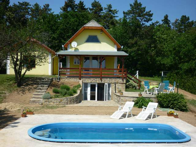 House Balatonmeer - 7 people - holiday home  #9888